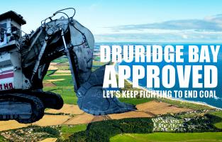 Druridge Bay approved