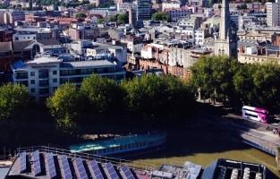 Rooftop solar in Bristol