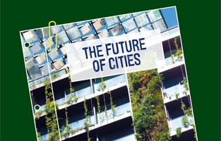 Cities policy position paper - cover image