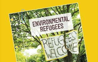 Environmental refugees policy position paper - cover image