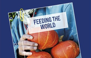 Feeding the world policy position