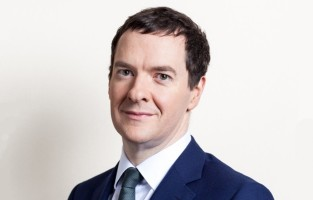 Image of George Osborne, Chancellor of the Exchequer