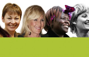 Picture of women who have done great work for the environment