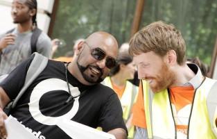 Tim and Asad
