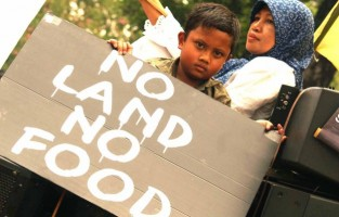 World Food Day March, Indonesia